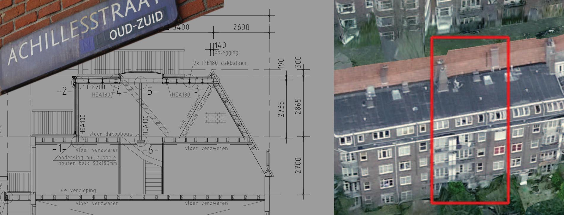 Uitbreiding Herenhuis – Amsterdam Oud Zuid