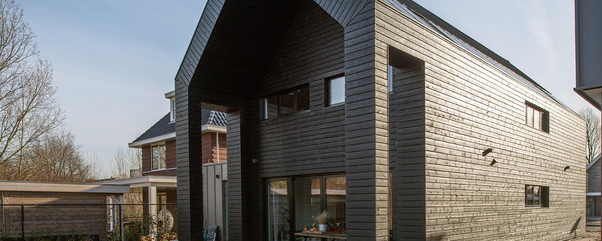Vrijstaande woning – Almere