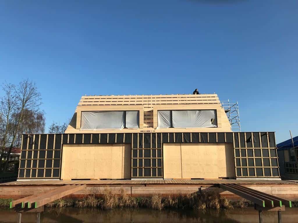 Nieuwbouw woningen – Leiden