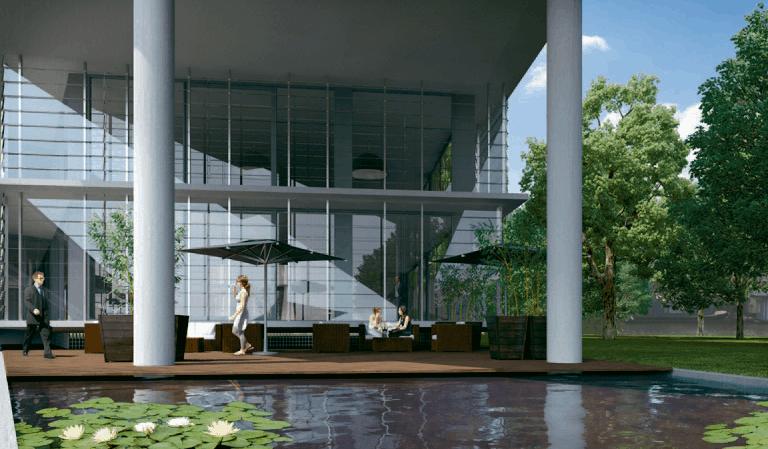 Nieuwbouw kantoor C3 – Amsterdam Sloten